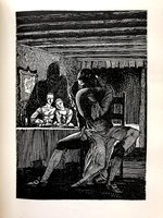 Casanova's Homecoming, drawings by Rockwell Kent (USED)