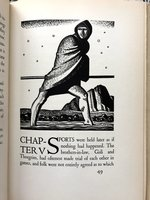 Saga of Gisli, Son of Sour, illustrated by Rockwell Kent