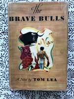 The Brave Bulls: A Novel (USED)