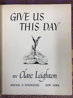 Give Us This Day (USED)