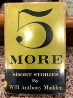 Five  More:  Short  Stories  (Signed  1st  edition)