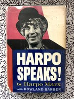 Harpo Speaks! (USED)