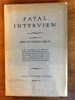 Fatal  Interview:  Sonnets  (1st  edition)