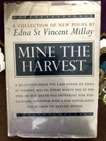 Mine  the  Harvest:  A  Collection  of  New  Poems  (1st  edition)