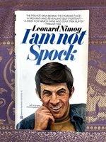 I Am Not Spock (1st mass market paperback)