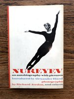 Nureyev:  An  Autobiography  with  Pictures