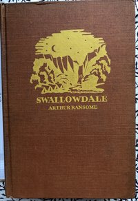 Swallowdale  (1st  edition)