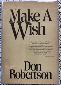 Make a Wish (Signed 1st edition)