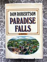 Paradise Falls (Signed 1st edition)