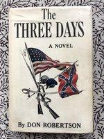 Three Days (Signed 1st edition)