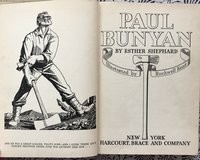 Paul Bunyan, illustrated by Rockwell Kent (USED)