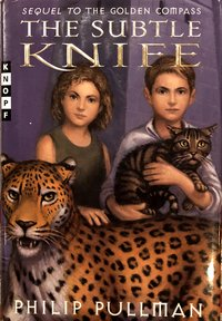 Subtle  Knife  (His  Dark  Materials,  Book  Two)  (Signed)