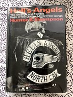 Hell's Angels: The Strange and Terrible Saga of the Outlaw Motorcycle Gangs (1st edition)