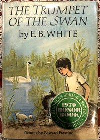 Trumpet  of  the  Swan (1st  edition)