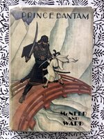 Prince Bantam: Being the Adventures of Yoshitsune the Brave and His Faithful Henchman Great Benkei of the Western Pagoda (USED)