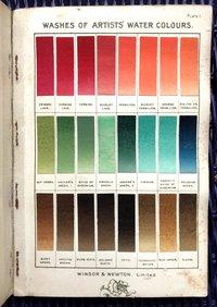 Descriptive  Handbook  of  Modern  Water-Colour  Pigments