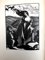 Wuthering Heights (limited edition illustrated by Clare Leighton)