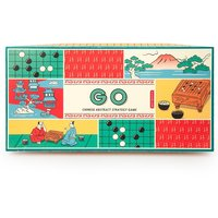 Go: Chinese Abstract Strategy Game