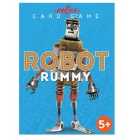 Robot Rummy Playing Cards