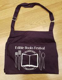Edible Books Festival Apron